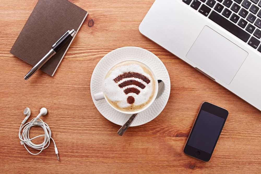 wifi in viaggio