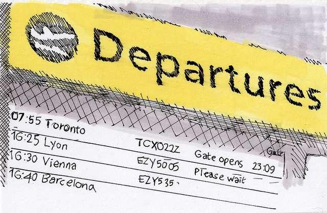 biglietti aerei last minute departure