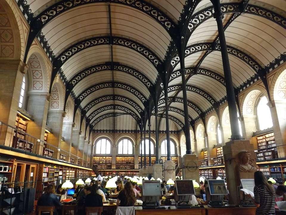 #iocammino bibliotheque genevieve