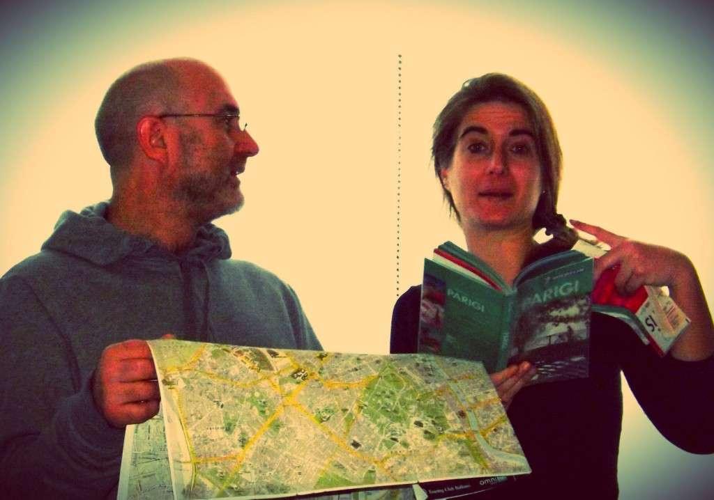 insegnare la passione per il viaggio ai propri genitori