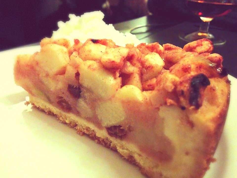 torta di mele Amsterdam