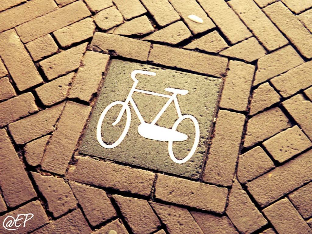 Amsterdam simbolo bici