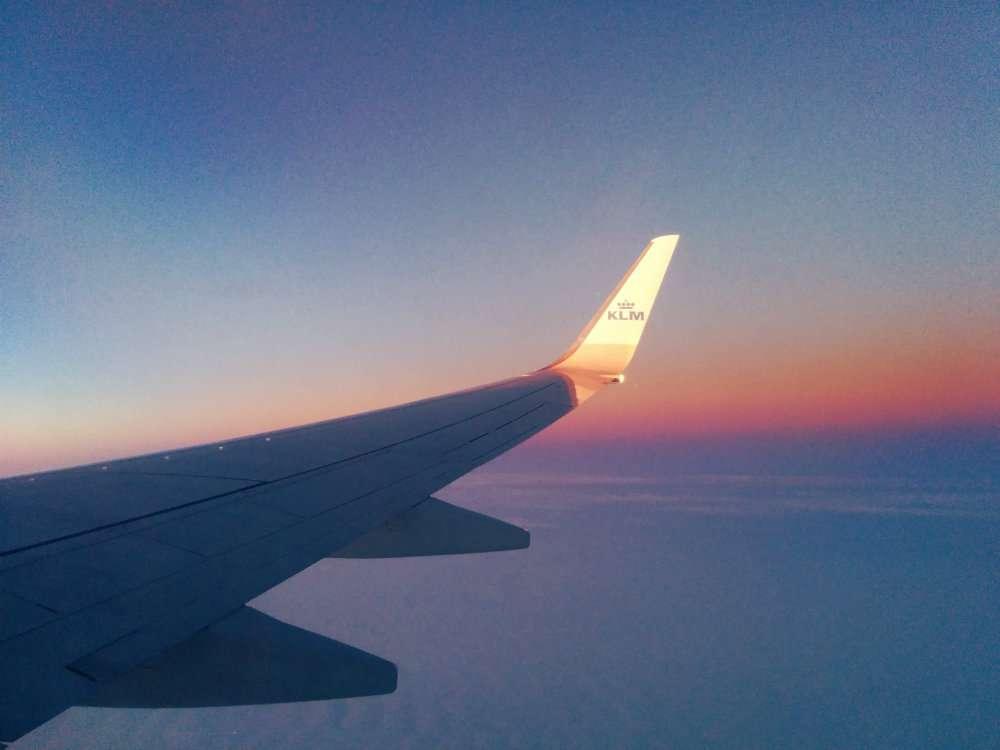 ala al tramonto