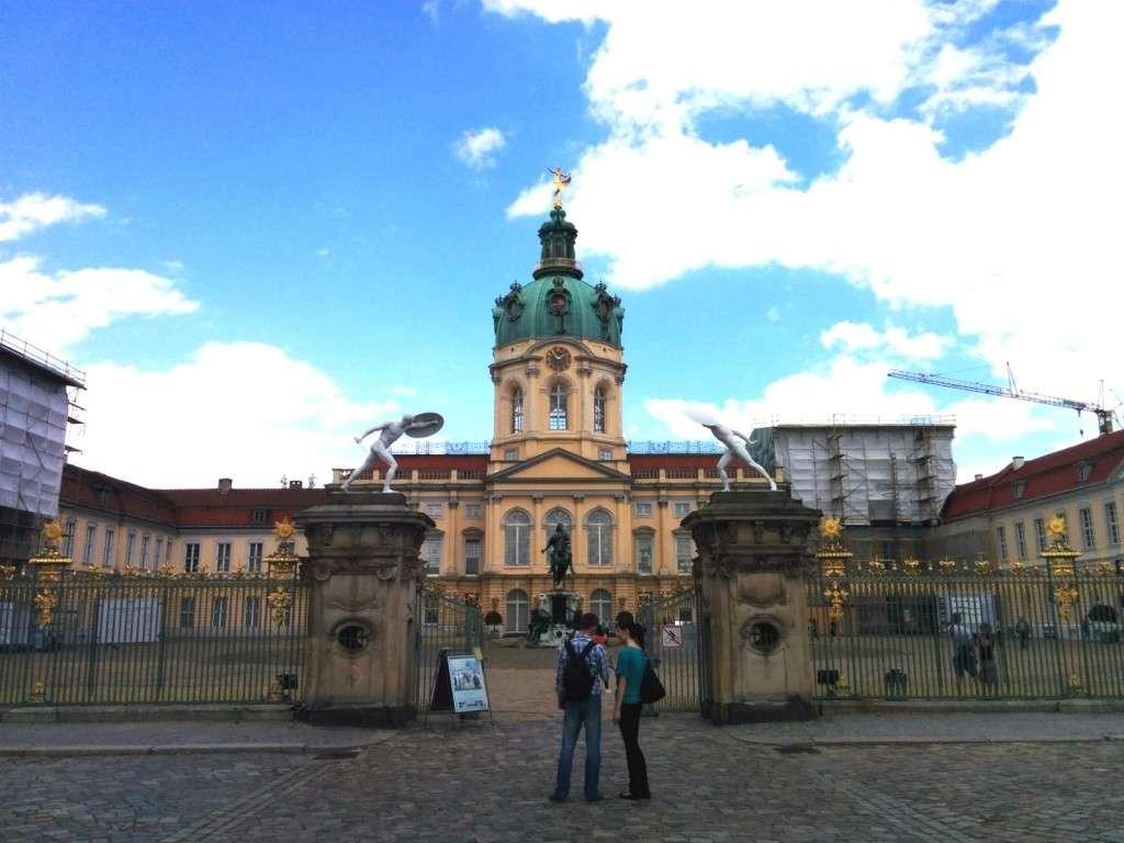 Charlottensburg cosa vedere a berlino