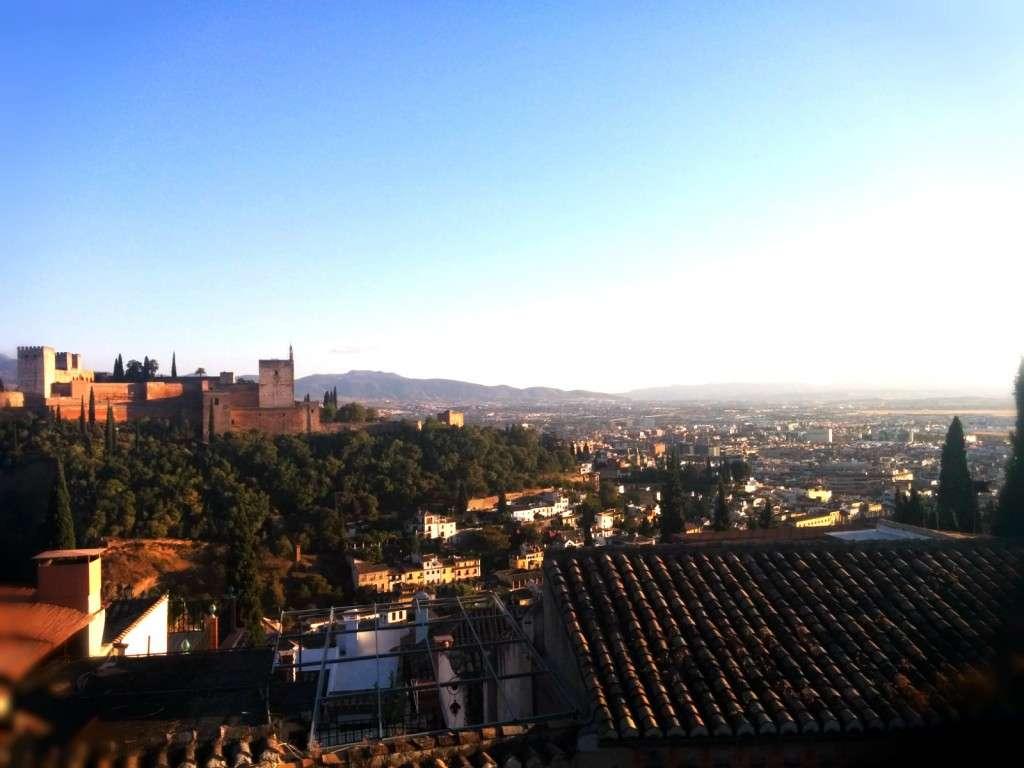 Cosa vedere a Granada: mirador san nicolas