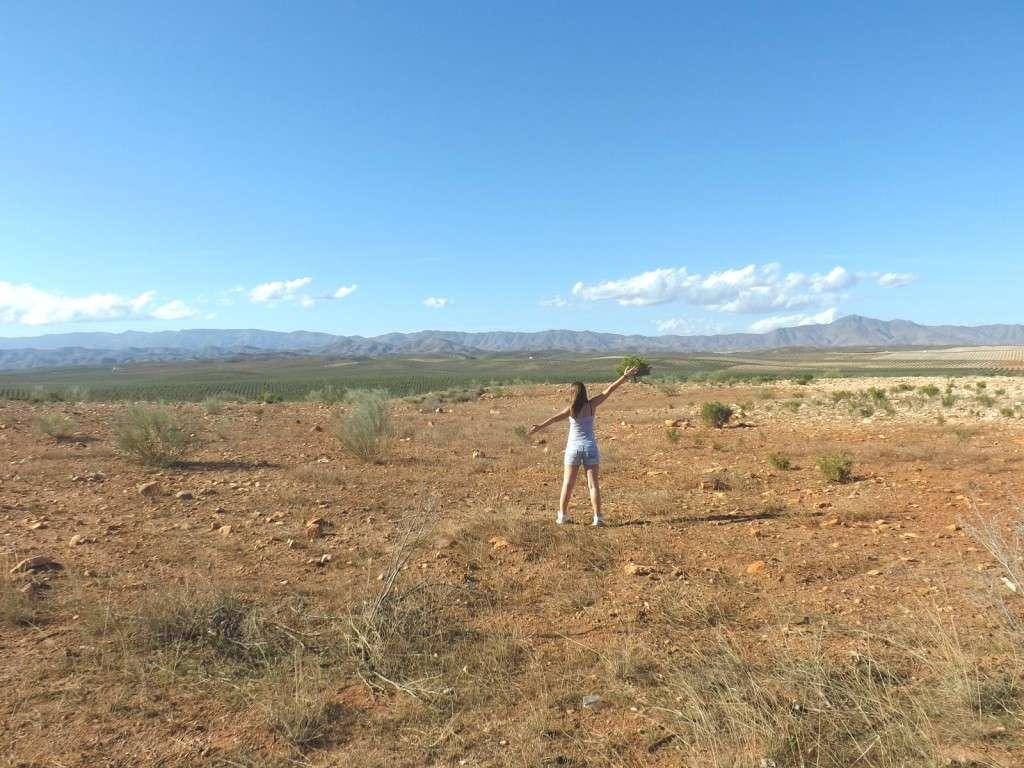 Deserto de tabernas