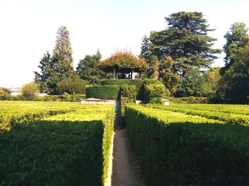 Il giardino di villa barbarigo e i suoi segreti for Giardino labirinto