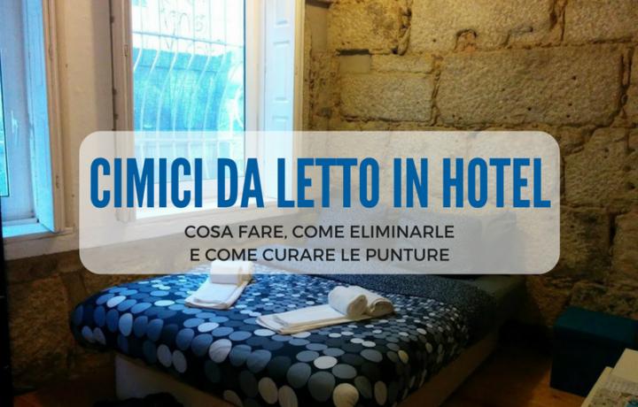 Blog di viaggi travelling with liz - Cimici letto punture ...