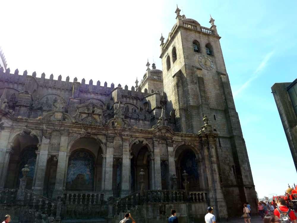 Oporto cosa vedere cattedrale