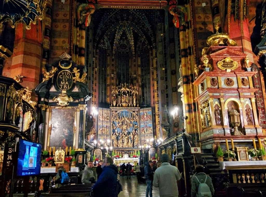 basilica-santa-maria-cracovia