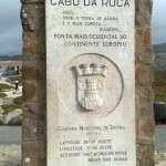 il punto più occidentale del continente europeo: Cabo da Roca
