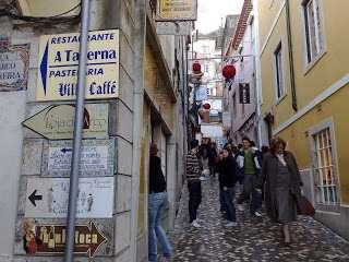 La storia d'amore più bella l'ho avuta a Sintra (Portogallo)….con i suoi dolci!