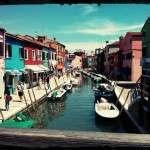 Venezia: l'isola di Burano