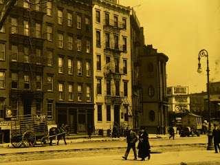 Harlem, La Statua della Libertà ed Ellis Island