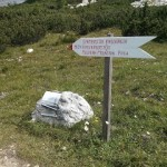 Il sentiero dei Kaiserjaeger