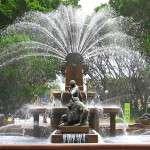 Hyde Park…quello australiano!