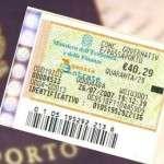 La marca da bollo sul passaporto si o no?