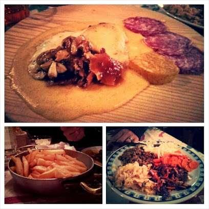 Piatti Osteria dei Kankari