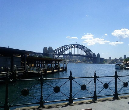 Sydney tra Circular Quay e The Rocks