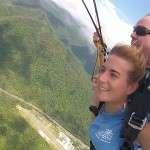 Airlie Beach: il mio primo lancio con il paracadute