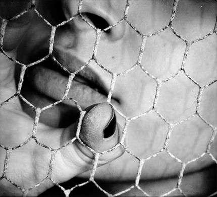 sentirsi in gabbia