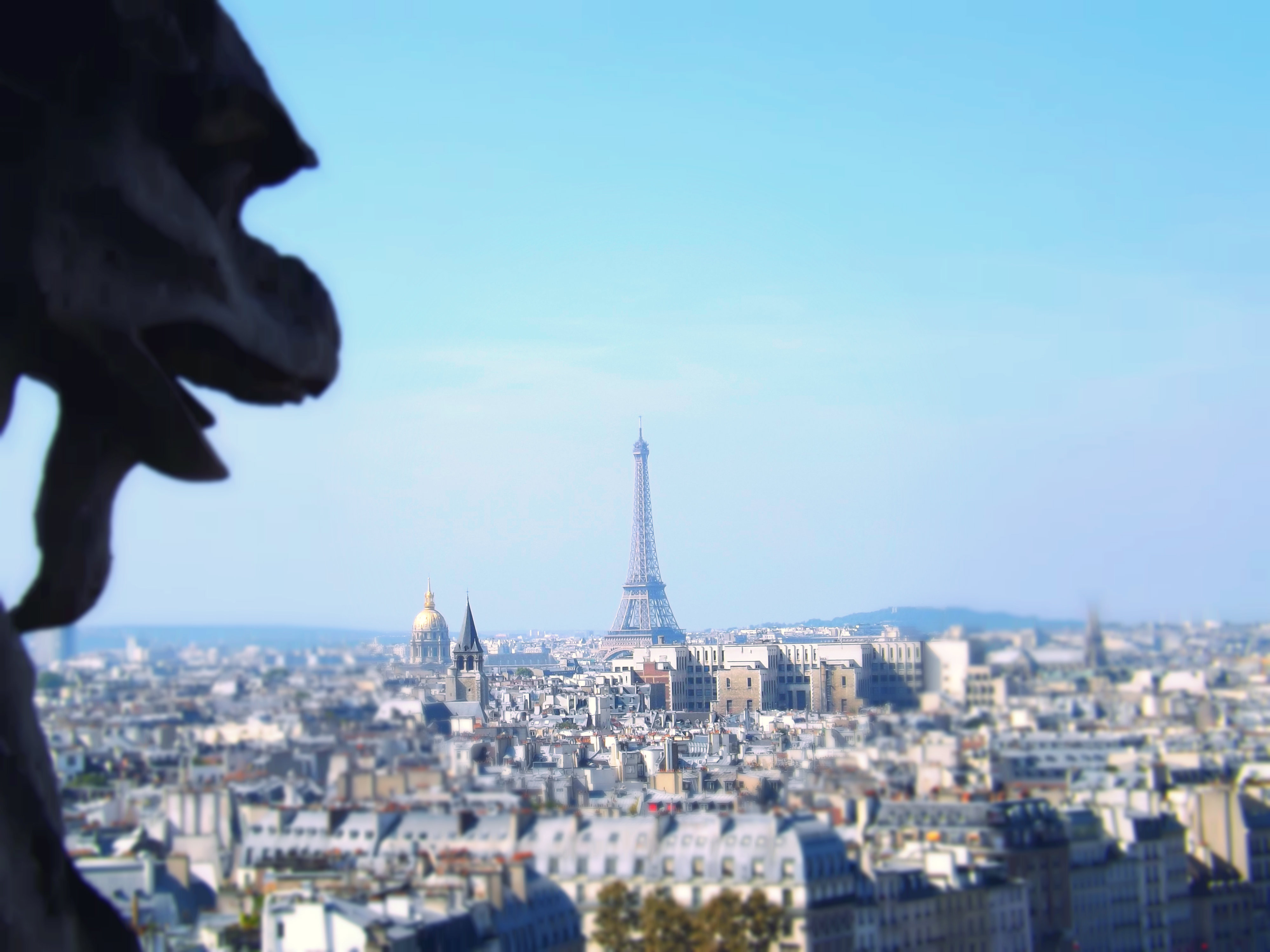 #IoCammino a Parigi: itinerario a piedi