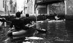 Venezia vista dal pelo dell'acqua
