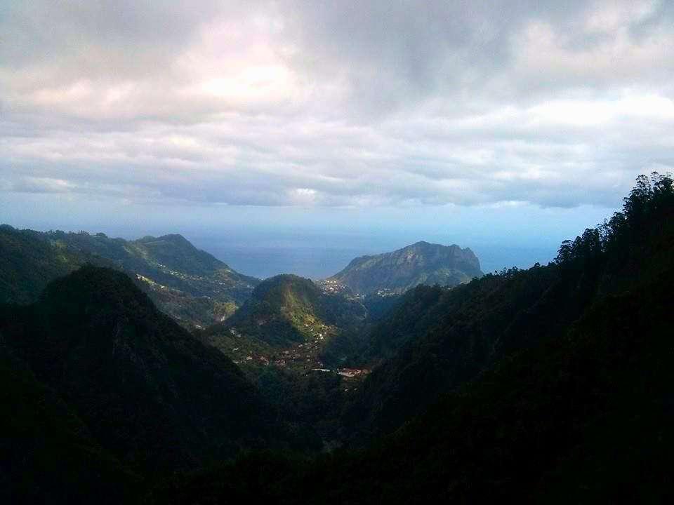 #IoCammino a Madeira: Levada dos Balcões