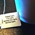 Travel light: come viaggiare leggeri con il solo bagaglio a mano