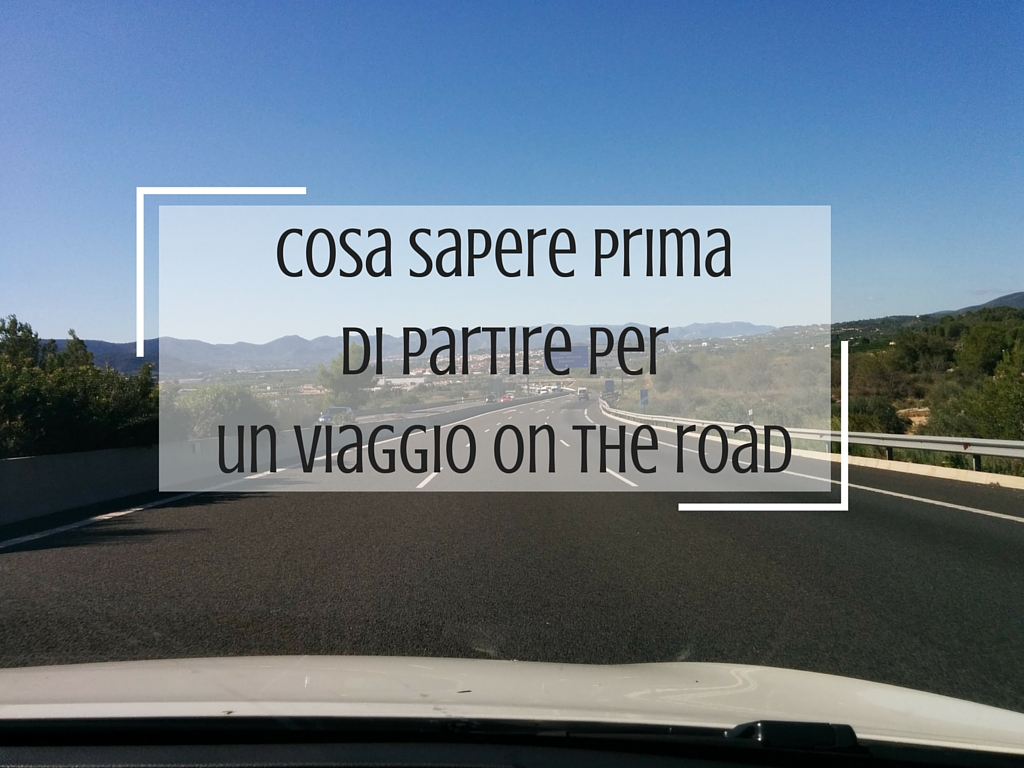 Viaggio on the road