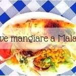 Cosa e dove mangiare a Malaga: dalla colazione alla cena