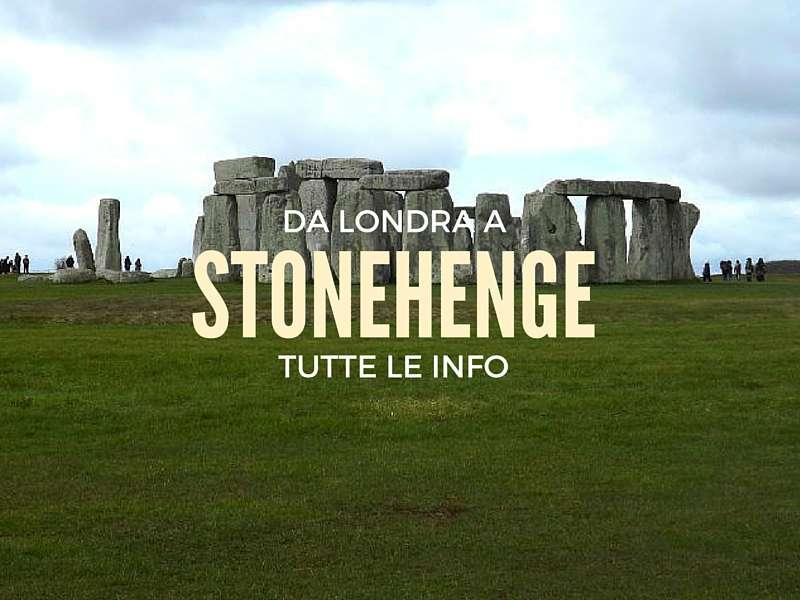 Da Londra a Stonehenge in giornata: quanto costa e come andarci