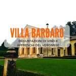 Villa Barbaro: degustazioni di vino e meravigliosi affreschi di Paolo Veronese