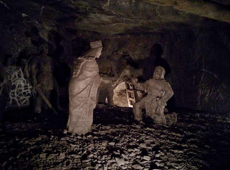 miniere-di-sale-Wieliczka-kinga