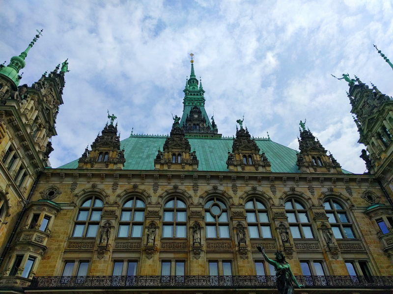 Rathaus Amburgo