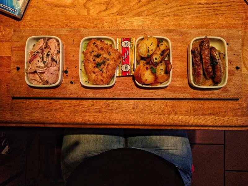 Cosa e dove mangiare ad amburgo 1