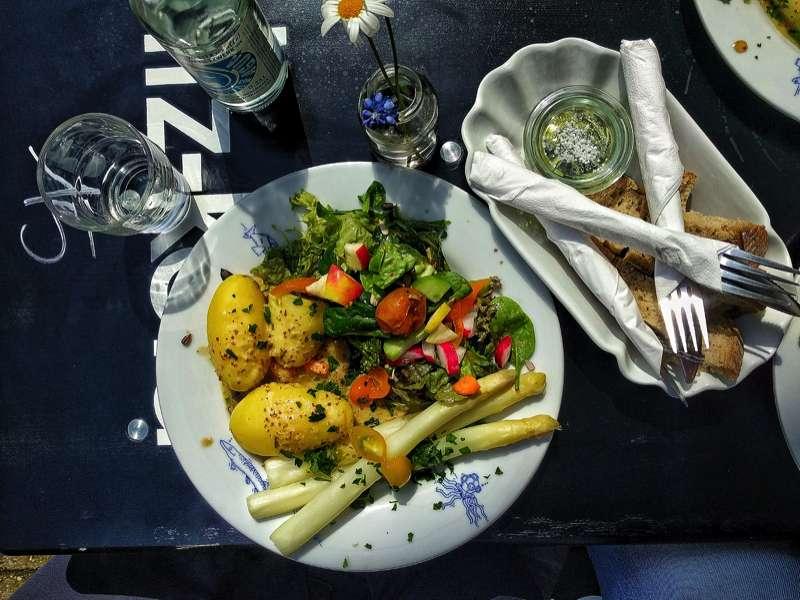 Cosa e dove mangiare ad amburgo Bootshaus Kombüse