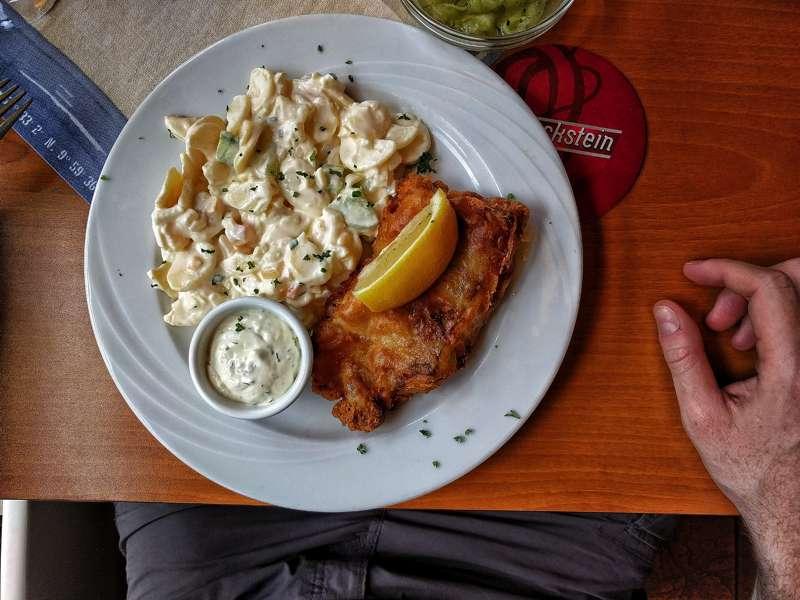 Cosa e dove mangiare ad amburgo Fischpfanne1