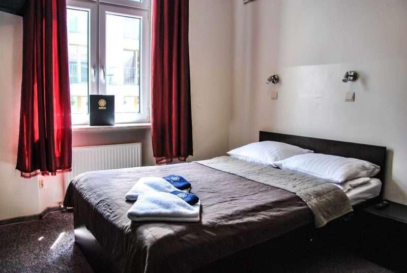 dove dormire a cracovia Aparthotel Kadetus
