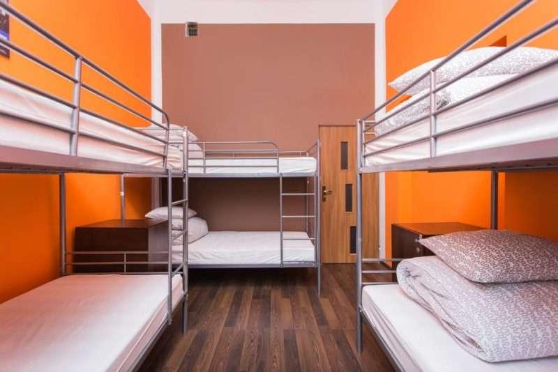 dove dormire a cracovia One World Hostel