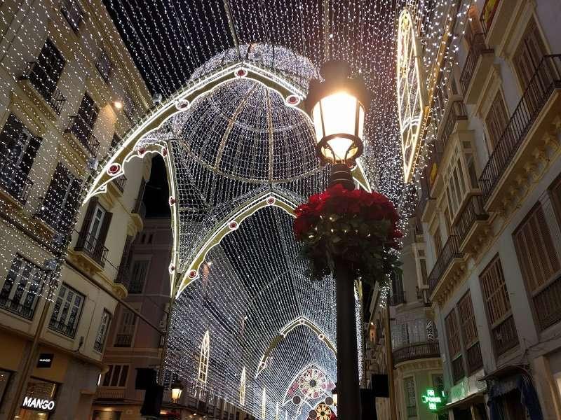 Natale a Malaga