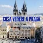 Cosa vedere a Praga in 4 giorni: consigli utili (anche per non farsi fregare)