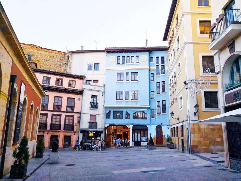 Oviedo: cosa vedere, il Casco Antinguo