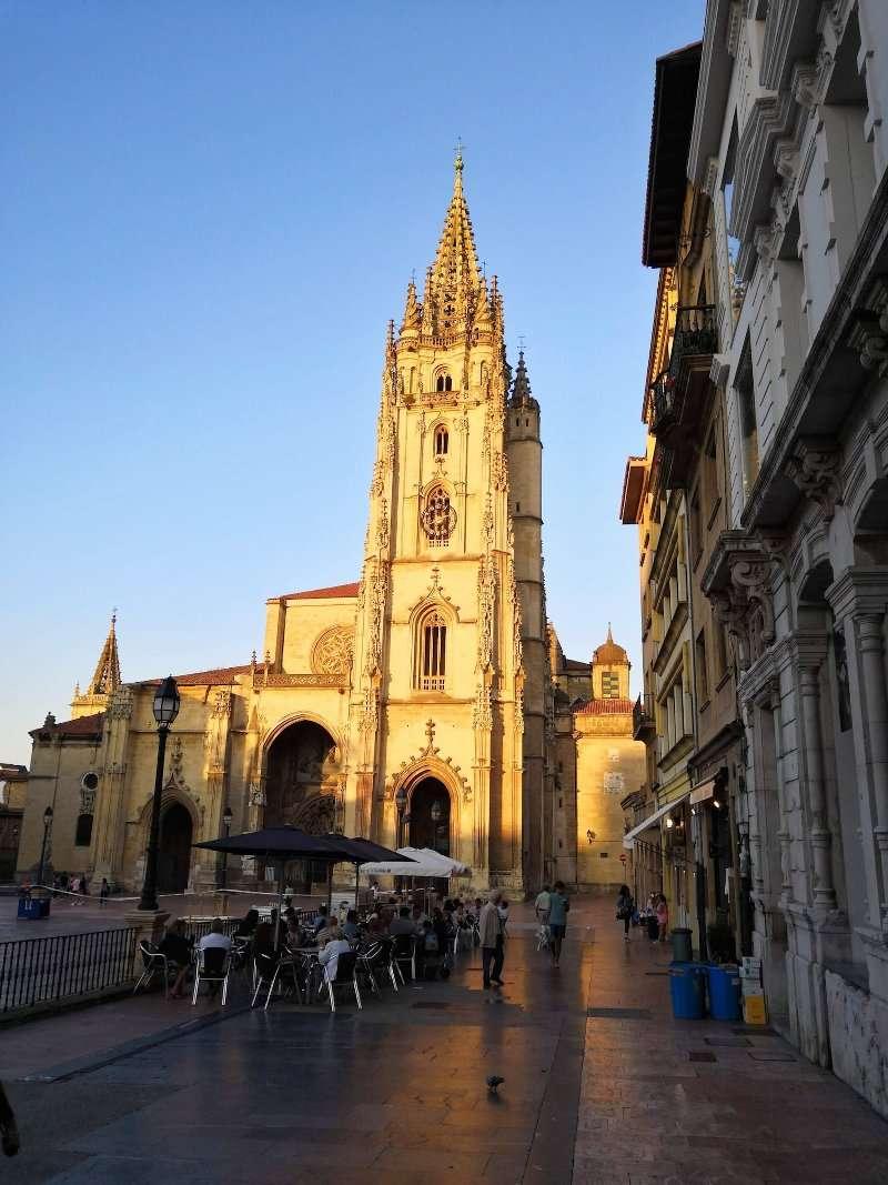 La Cattedrale di Oviedo