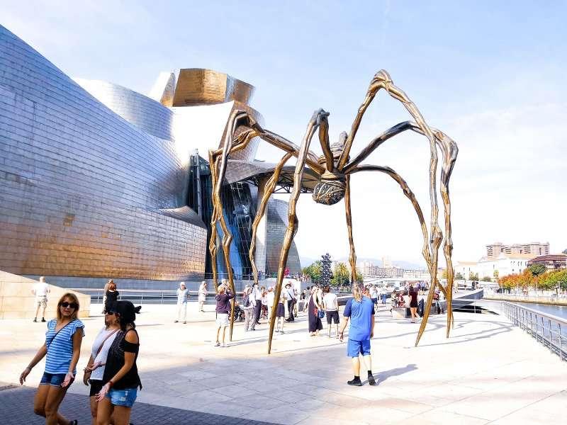Spagna del Nord: Bilbao