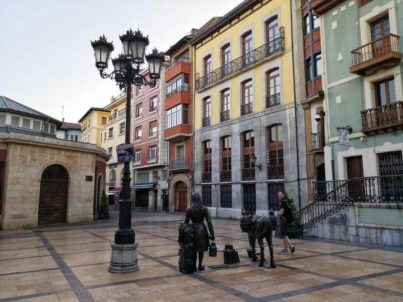 Spagna del nord: Oviedo