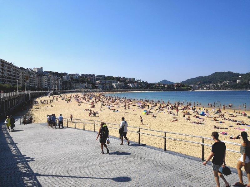 Spagna del Nord: San Sebastian