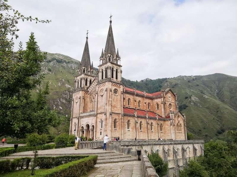 Spagna del Nord: Santuario di Covadonga