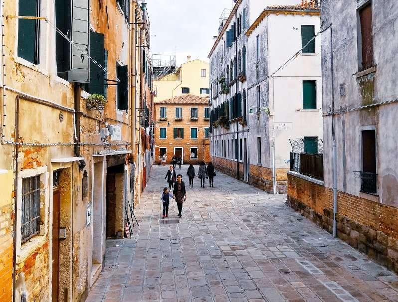Ghetto Novissimo, Venezia
