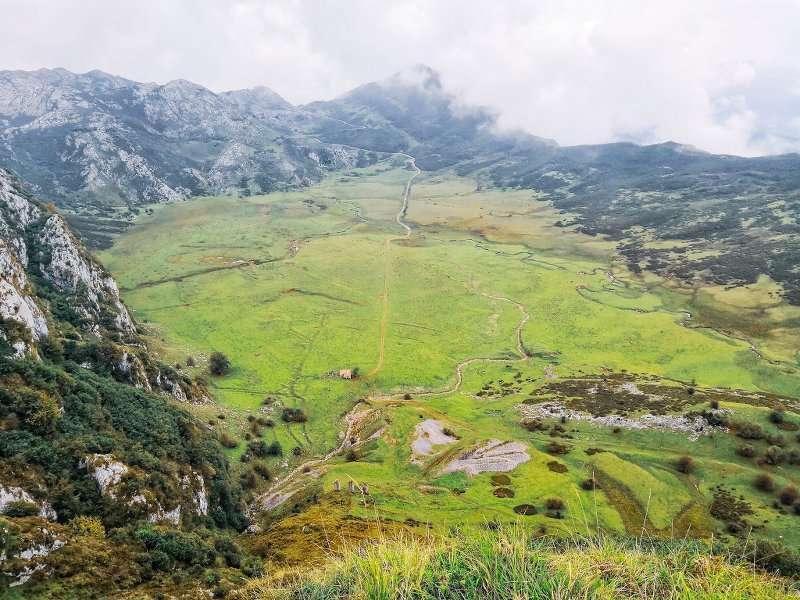 Escursione laghi Covadgona mirador